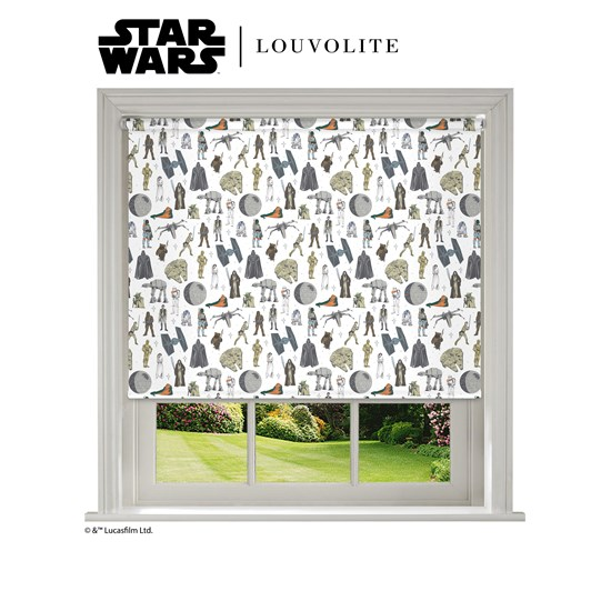 Star Wars ™ Characters Roller Blind