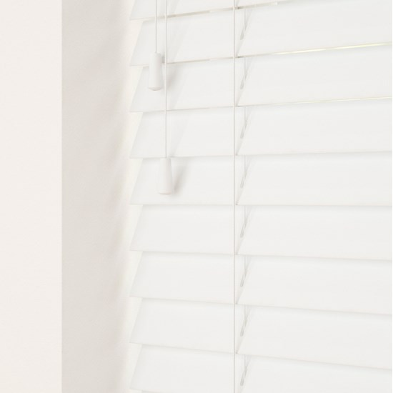 True Faux Wood Venetian Blind