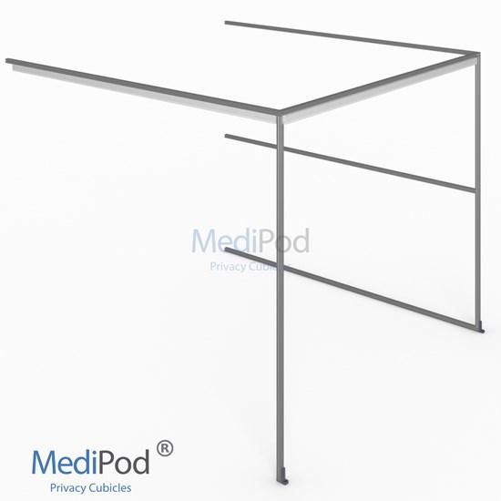 MediPod Type 3 with Adapatatrack (Standard)