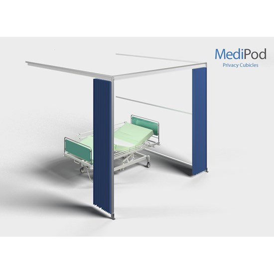 MediPod - Type 3 Standard 2x2m Freestanding Extension Kit