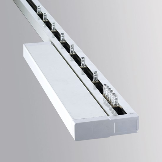 V120 Motorised Vertical Headrail