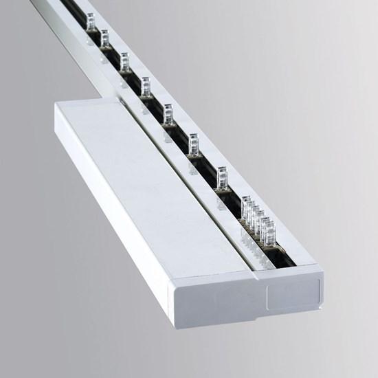 V120 Motorised Vertical Headrail