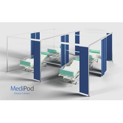 MediPod - Freestanding Quadrant Standard 2x2m