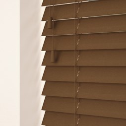 Bali Dark Oak Wooden Venetian Blind
