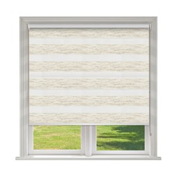 Lucca White Vision Blind