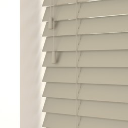 Mantis Faux Wood Venetian Blind