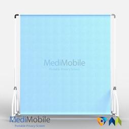 Microban Panel Pastel Blue