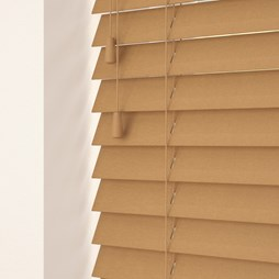 Soho Light Oak Wooden Venetian Blind