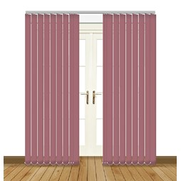 Splash Arcadia Vertical Blind