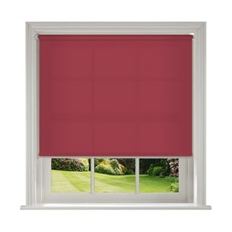Splash Chili Roller Blind