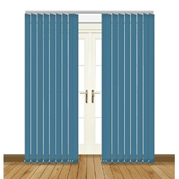 Splash Nato Vertical Blind