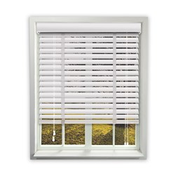 Fauxwood Venetians - 880mm x 1560mm