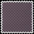 Arley Grape pencil pleat curtain