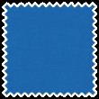 Banlight Duo blue roller blind
