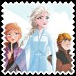 Disney Frozen 2 Fantasy Roller Blind | Order Blackout Blind Online
