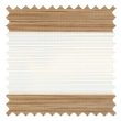 Florence Oak Vision Blind | Order Brown Day & Night Online