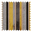 Roman Blinds - Imperio Striped Charcoal | Buy Online From Capricorn
