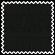 Knightsbridge Licorice Visage Blind | Order Dark Brown Voile Online
