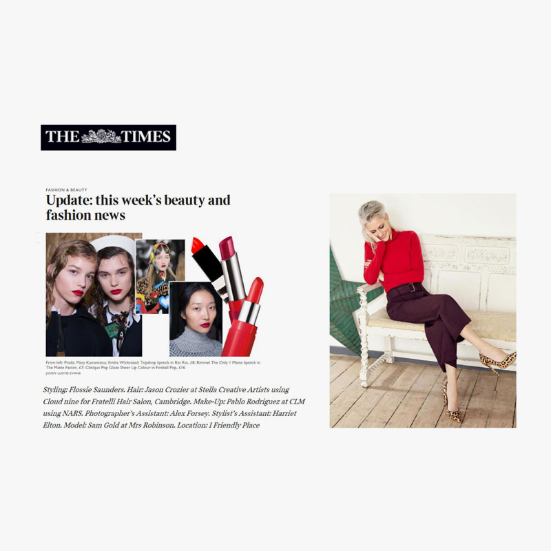 21. sunday times style online