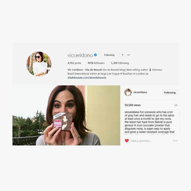 17. vic ceridono glamour editor brazil instagram video batiste