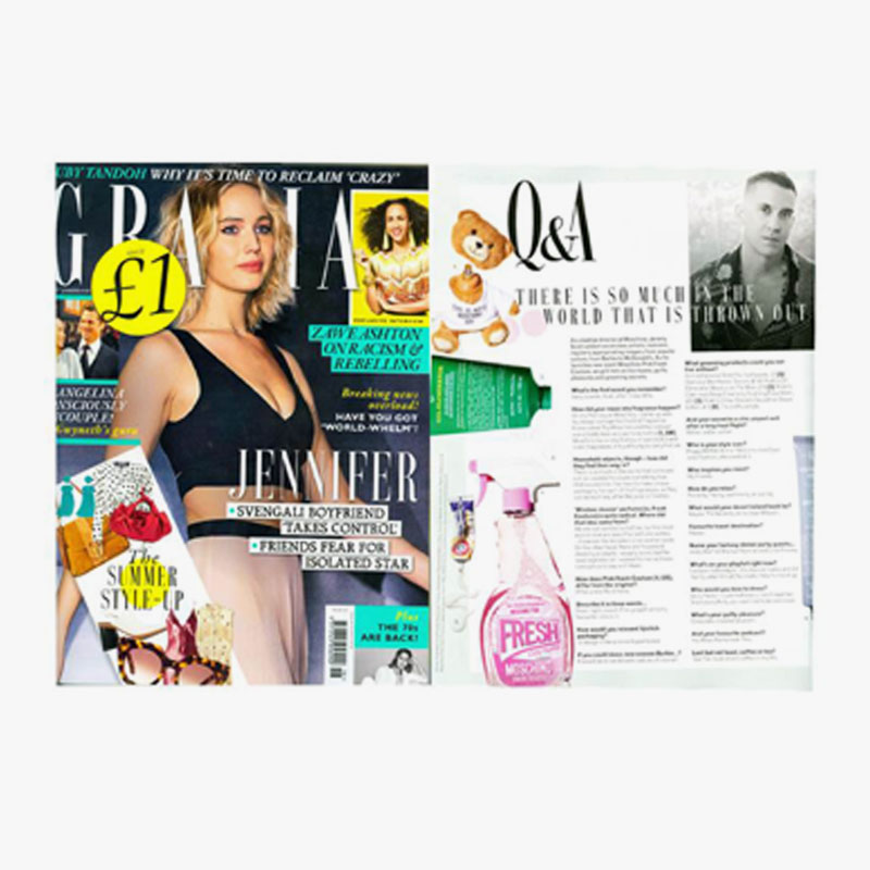 8. grazia arm and hammer may 2017