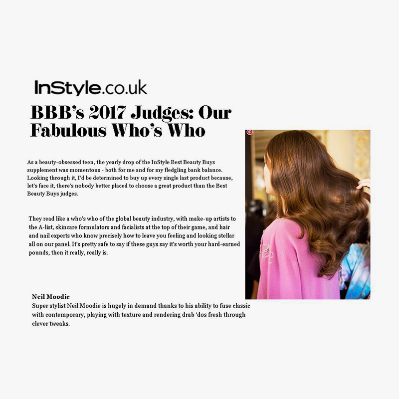 Instyle coverage updated