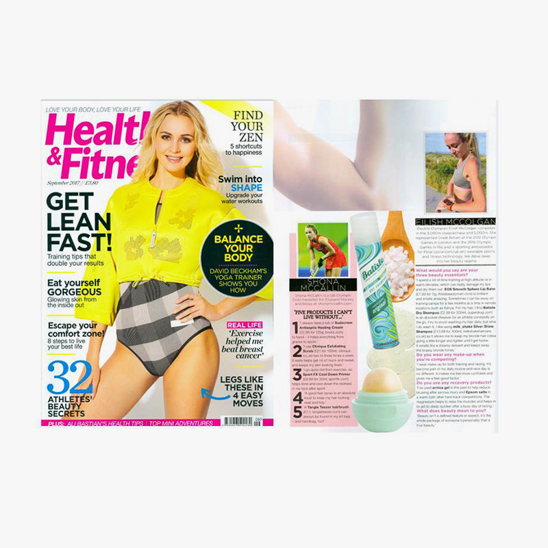 Health and fitness  batiste  26 july 2017 completed
