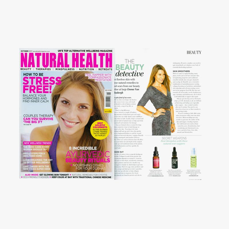 Natural health  heal gel 13 sep 17