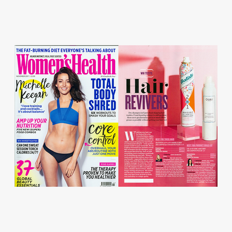 Womens health batiste 6oct