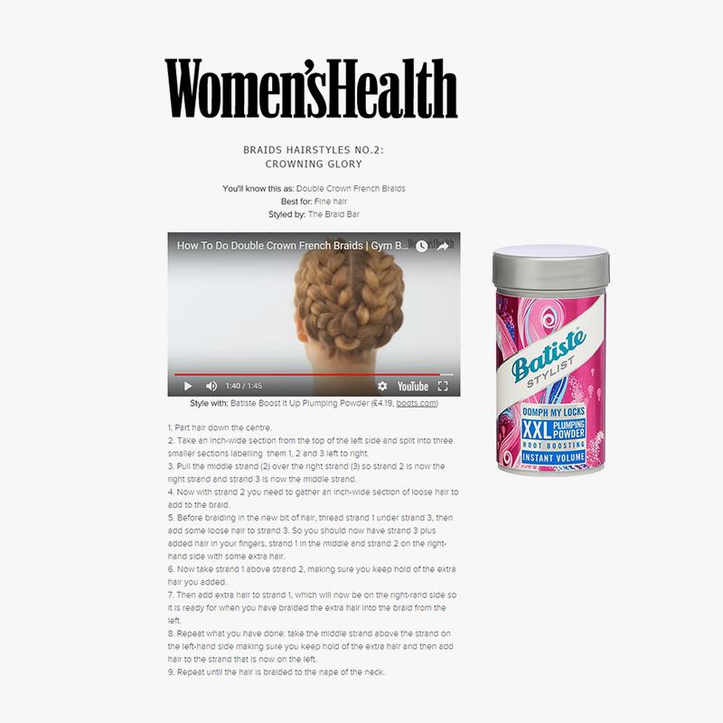 Womens healthbatiste