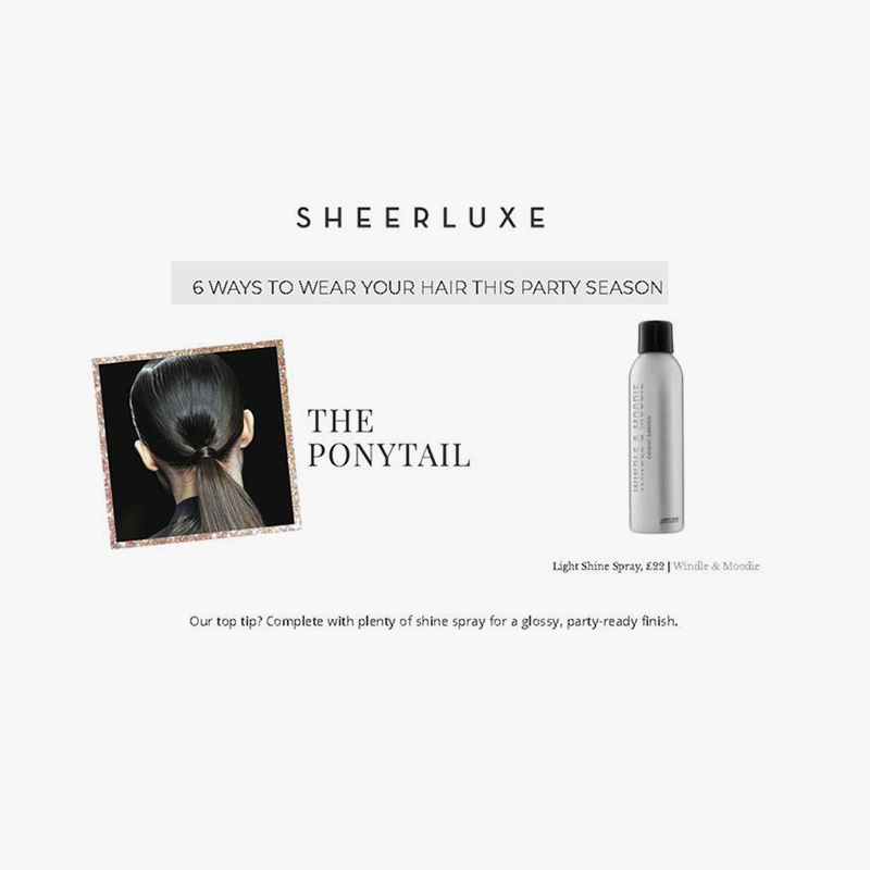 Sheerluxe windle
