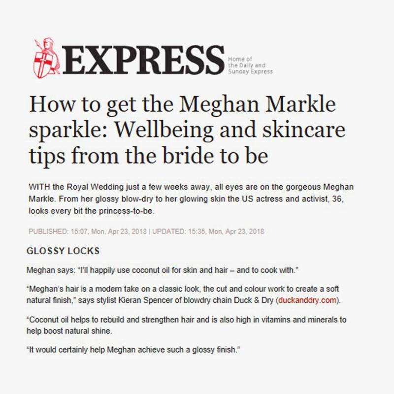 Daily express 23rd april