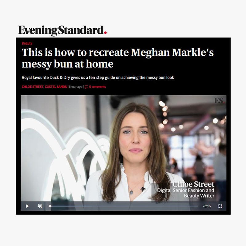 Evening standard 27th april