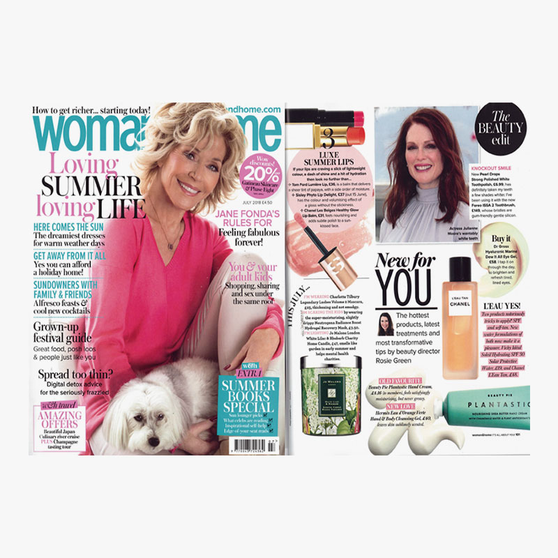 June 2018 women and home