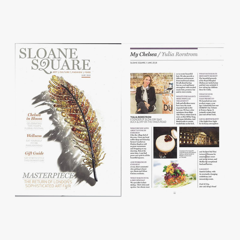 Sloane square june 2018