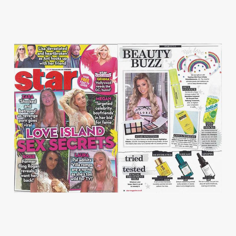 Star 2nd july