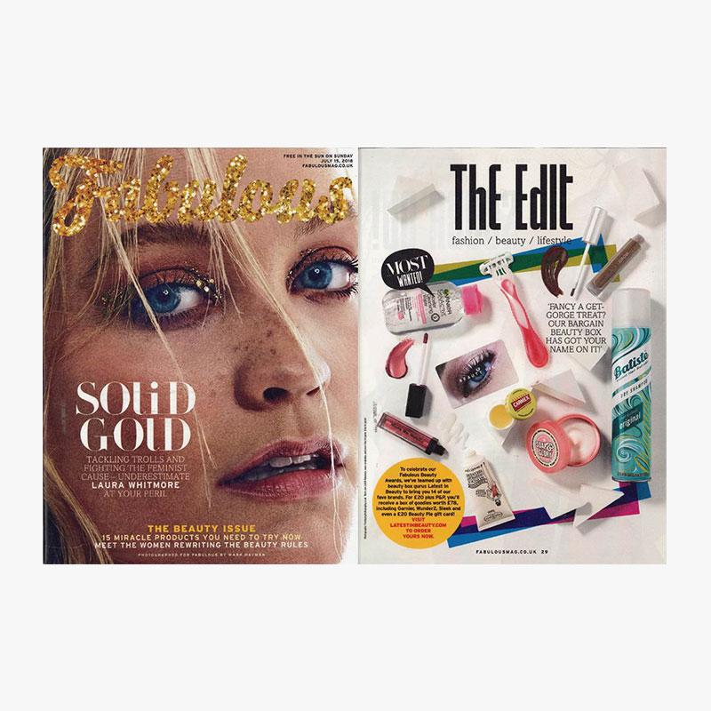 Fabulous magazine 15th july