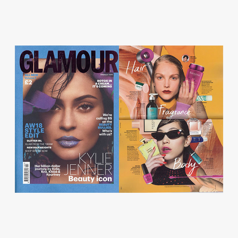 Glamour 12th september