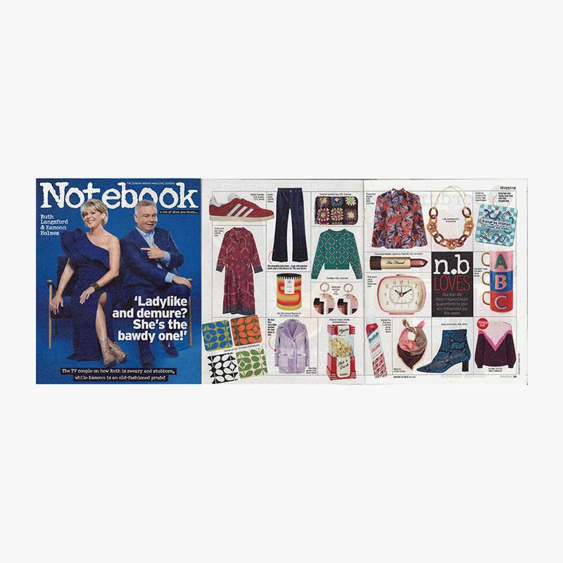 Notebook 29th september