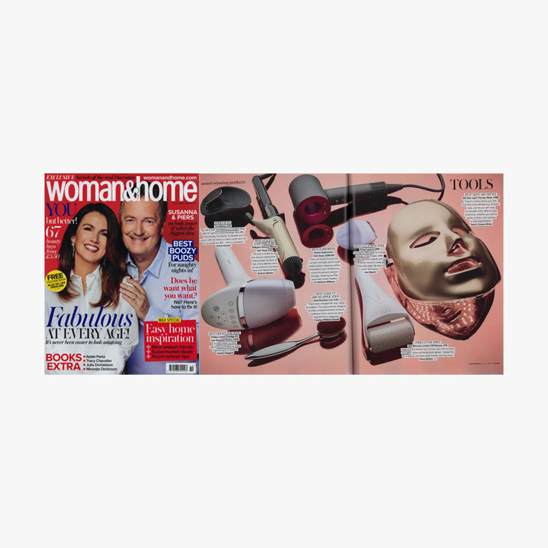 Mz skin  woman   home  october '19