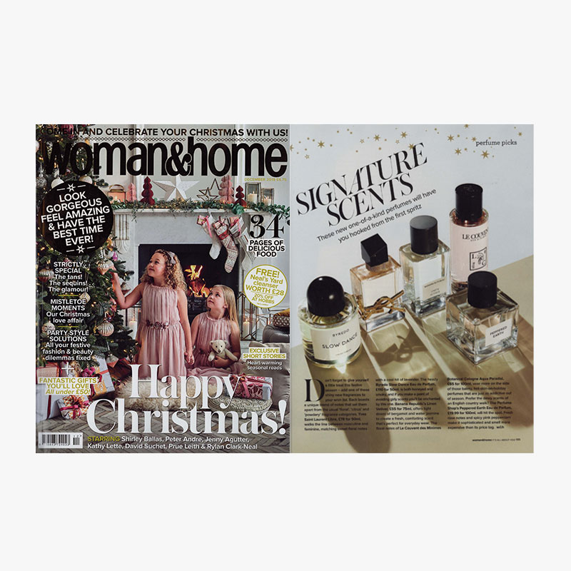 Woman home december 2019 br