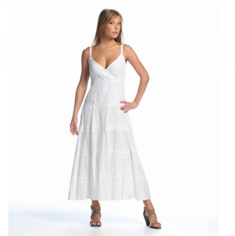 8eeed5ab6 Vestido algodón - Coline - Ref  18RO13628