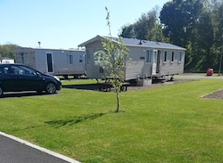Caravan Holiday Exchange Scotland East Lothian Dunbar