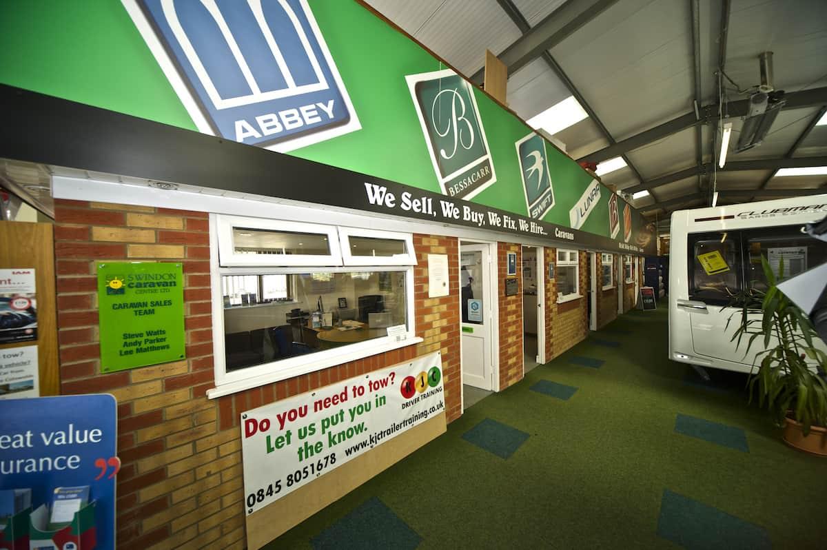 Swindon Caravan Centre