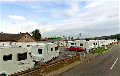 GNR Sutherland Caravans