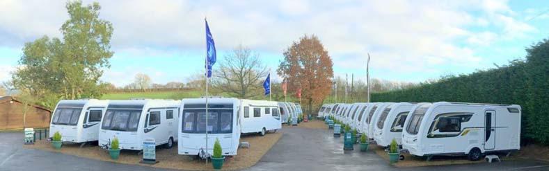Sussex Caravan Centre East
