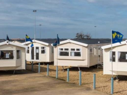 Great Yarmouth Caravan