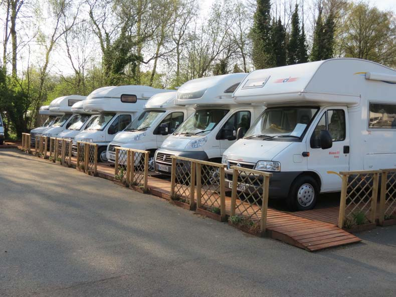 Caravans & Campers Ltd