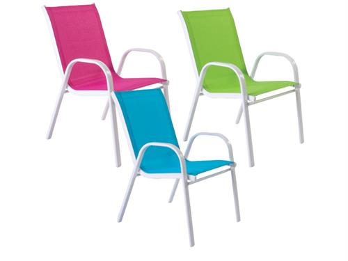 Childrens happy XL stacking chair