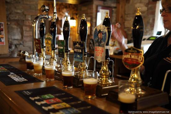 Jennings Brewery Tour